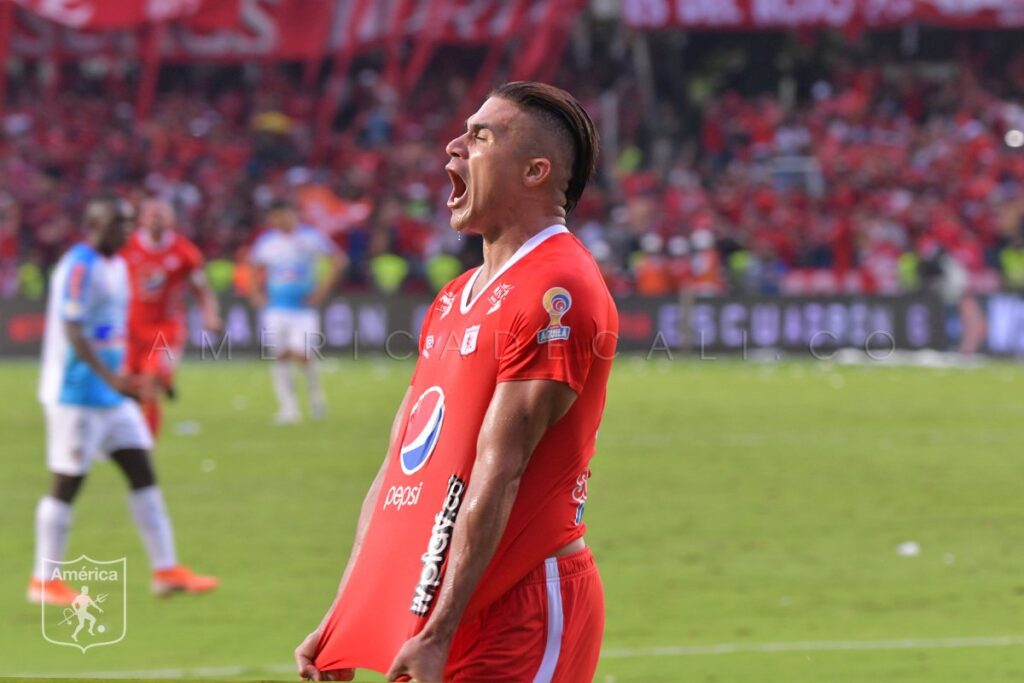 América de Cali vs. Junior en finales